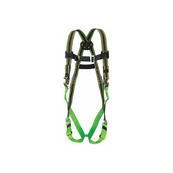 Duraflex Ms  Miller Harness With Elastomer Webbing