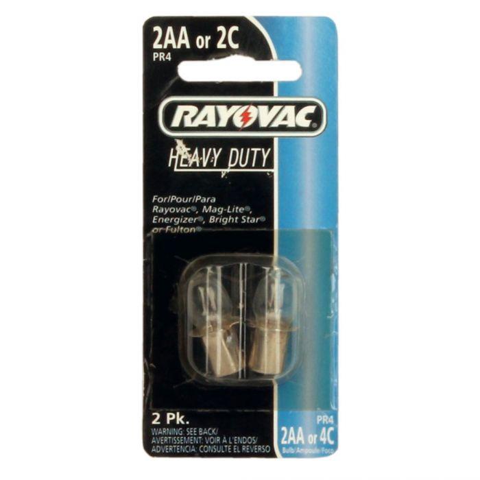 Pr4 Light Bulbs 2 Pk