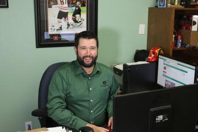 Graham Tucker, Sales Manager