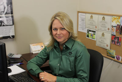 Stacey Olson, Key Accounts Manager